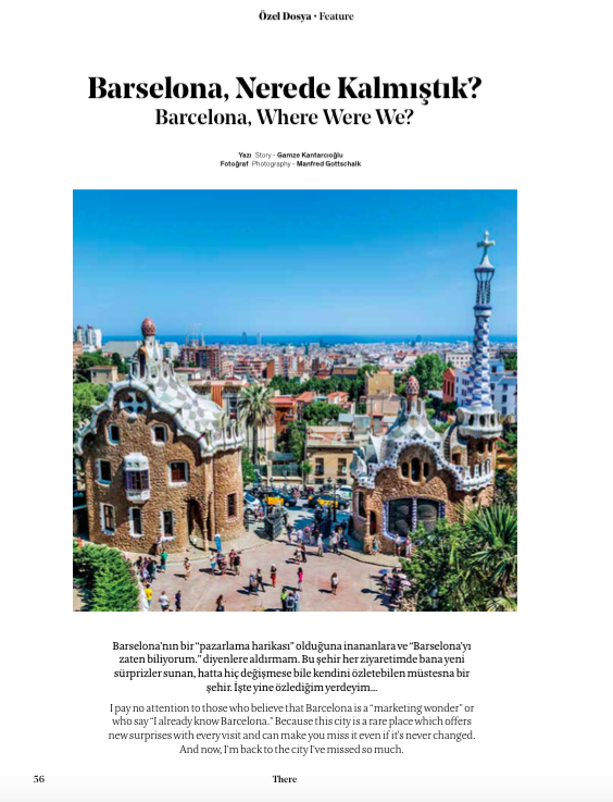 Skylife Magazine - Barcelona